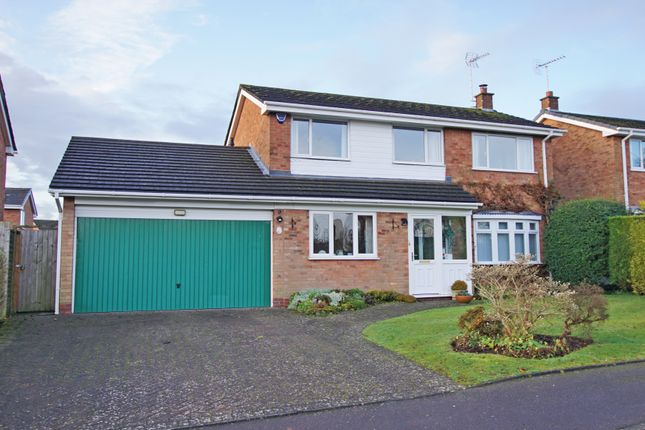 Detached house for sale in Penzer Drive, Barnt Green