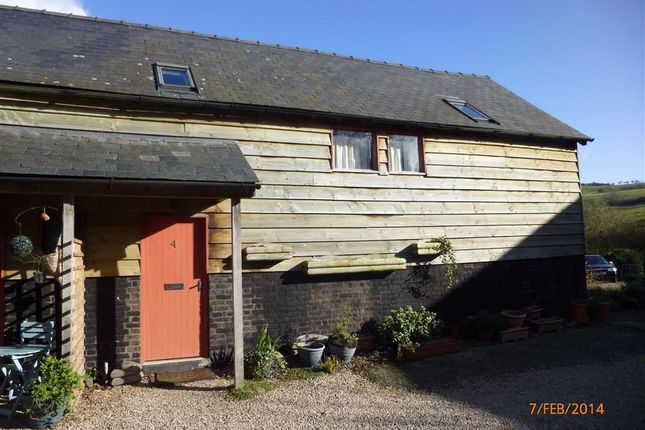 Thumbnail Semi-detached house to rent in 4, Llwyncoch Barns, Bettws Cedewain, Newtown, Powys