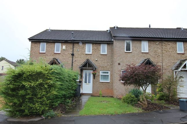 Thumbnail Terraced house to rent in Berenda Drive, Longwell Green