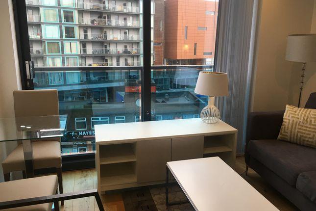 Lounge/Kitchen of Station Road, Hayes UB3