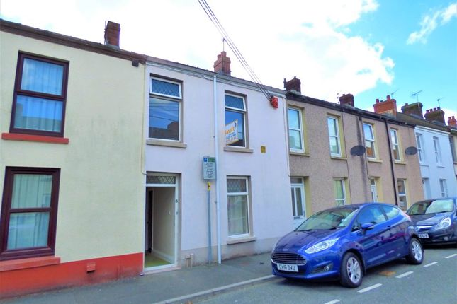 Thumbnail Property to rent in St Davids Street, Carmarthen, Carmarthenshire