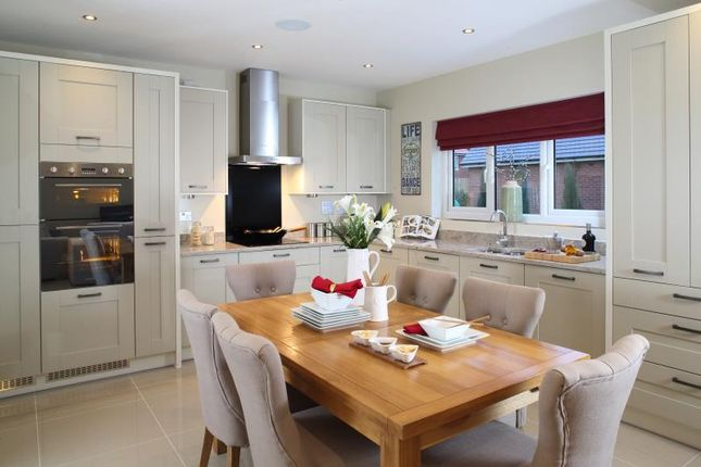 Thumbnail Detached house for sale in 62 The Cambridge, Straight Drove, Chilton Trinity, Bridgwater