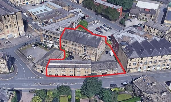 Thumbnail Land for sale in Carlton Works, Savile Park Road, Halifax