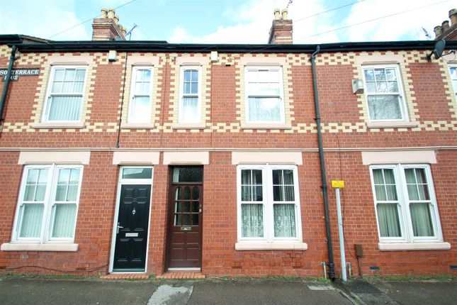 Thumbnail Terraced house for sale in Lawson Terrace, Knutton, Newcastle