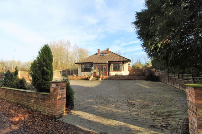 Thumbnail Detached bungalow for sale in Old Hall Lane, Middleton, Manchester