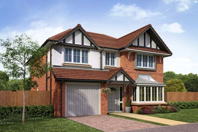 Thumbnail Detached house for sale in Bollin Park, Wilmslow, Cheshire