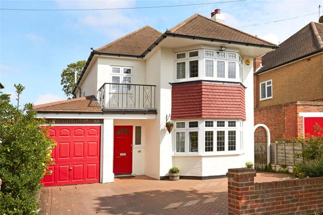 4 bed detached house for sale in Chaffers Mead, Ashtead, Surrey