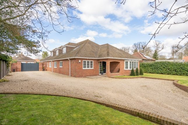 Thumbnail Property for sale in Church Road, Blofield, Norwich