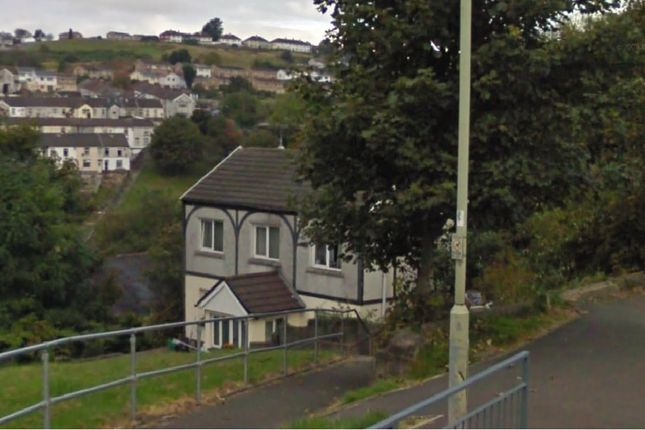 Thumbnail Detached house for sale in Balaclava Road, Dowlais, Merthyr Tydfil