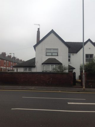Thumbnail Semi-detached house to rent in Hartshill Road, Stoke On Trent, Staffordshire
