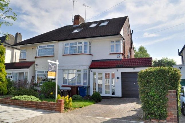 4 bed semi-detached house to rent in Hill Road, Pinner, Middlesex
