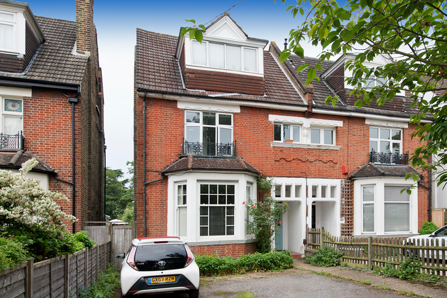 Thumbnail Flat for sale in Sherwood Park Road SM1, Sutton,