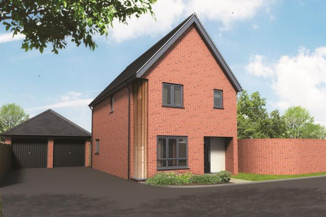 Thumbnail Detached house for sale in The Pastures, Oulton, Lowestoft