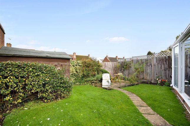 Garden of Orchard Close, Radlett, Herts WD7