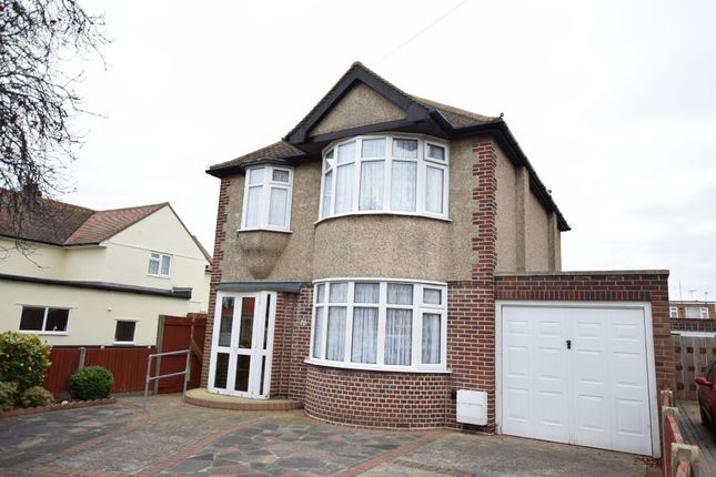 Thumbnail Detached house for sale in Colchester Road, Holland-On-Sea, Clacton-On-Sea