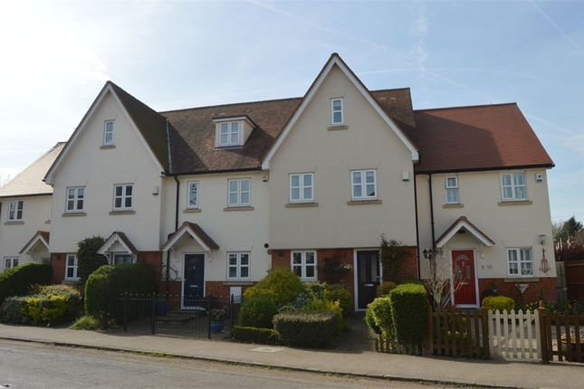 Thumbnail Terraced house for sale in Poets Gate, Widford, Hertfordshire