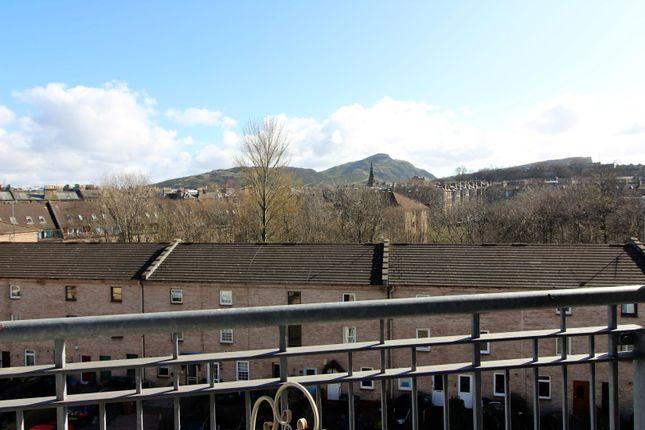 Front View of 37 Brunswick Road, Edinburgh EH7