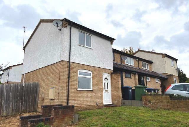 Thumbnail End terrace house to rent in Dunnerdale, Brownsover, Rugby