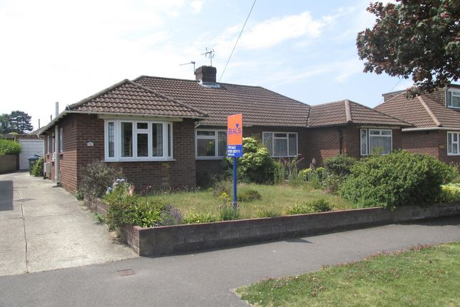 3 bed semi-detached bungalow for sale in Meadowbank Road, Fareham