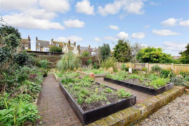 Rear Garden of Chapel Place, Ramsgate, Kent CT11
