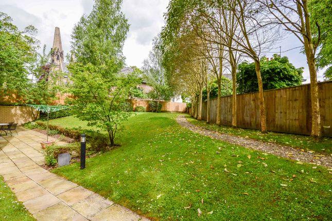 Garden of Cavendish Road, Bowdon, Altrincham WA14