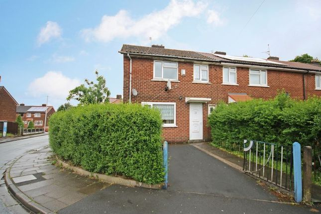 Thumbnail Terraced house for sale in Larkfield Avenue, Little Hulton, Manchester
