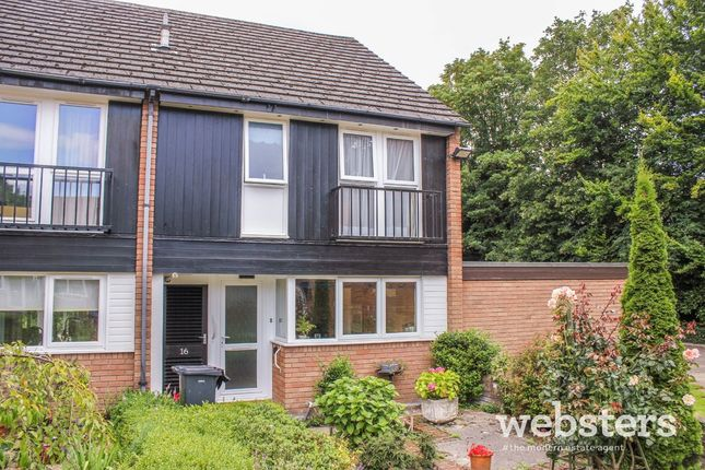 Thumbnail Semi-detached house for sale in The Plantation Off Christchurch Road, Norwich
