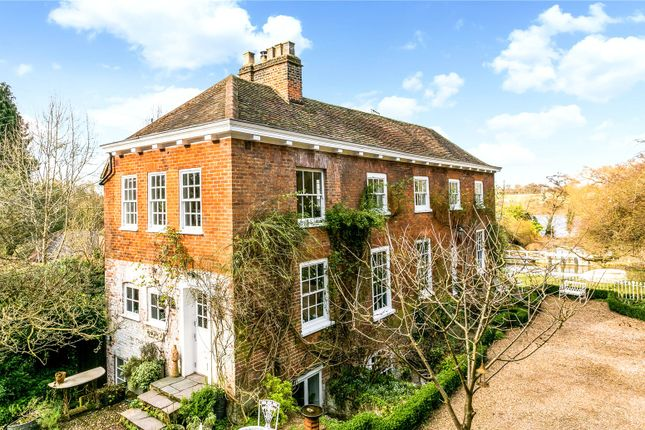 Thumbnail Semi-detached house for sale in Hampermill Lane, Watford, Hertfordshire