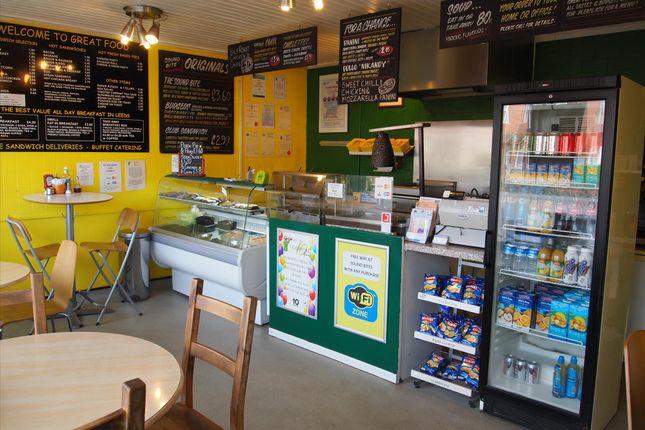Restaurant/cafe for sale in Cafe & Sandwich Bars LS4, West Yorkshire