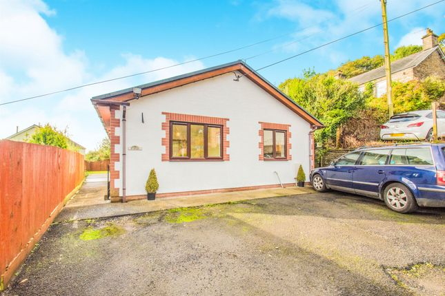 Thumbnail Detached bungalow for sale in High Street, Argoed, Blackwood