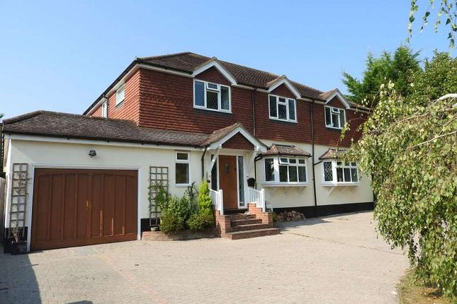 Thumbnail Detached house for sale in Goldstone Farm View, Groveside, Bookham, Leatherhead