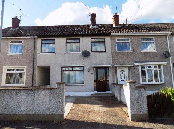 Thumbnail Terraced house to rent in Ballyknocken Park, Lisburn