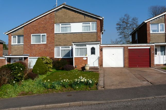 Semi-detached house to rent in Tuckers Meadow, Crediton