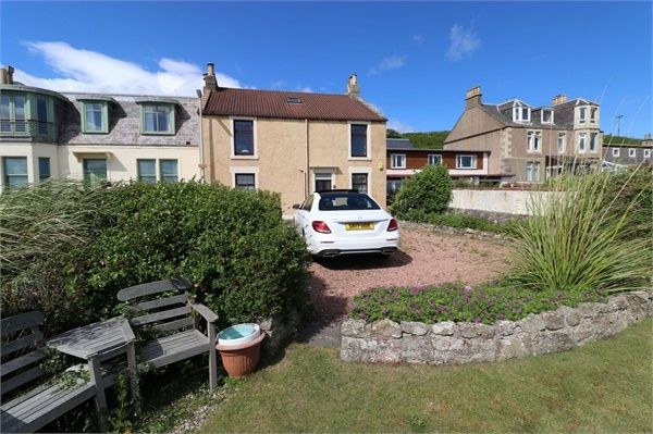 Thumbnail End terrace house for sale in The Temple, Lower Largo, Fife