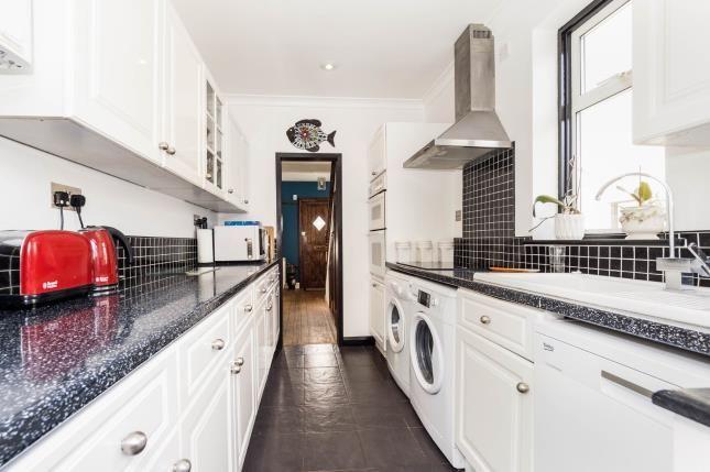 Kitchen of Colvin Gardens, Ilford IG6