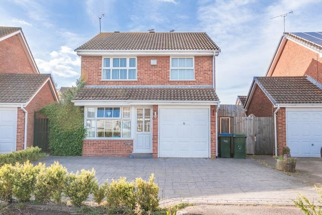 Thumbnail Detached house for sale in Denshaw Croft, Walsgrave, Coventry