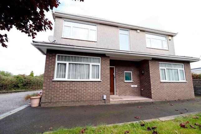 Thumbnail Detached house for sale in Swansea Road, Waunarlwydd, Abertawe