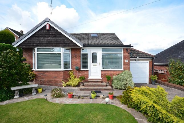 Thumbnail Detached bungalow for sale in Golborn Avenue, Meir Heath, Stoke-On-Trent