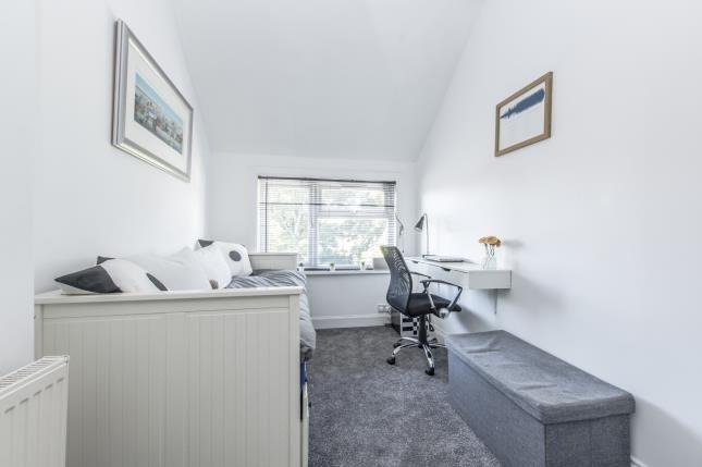 Bedroom Three of Woolston, Southampton, Hampshire SO19