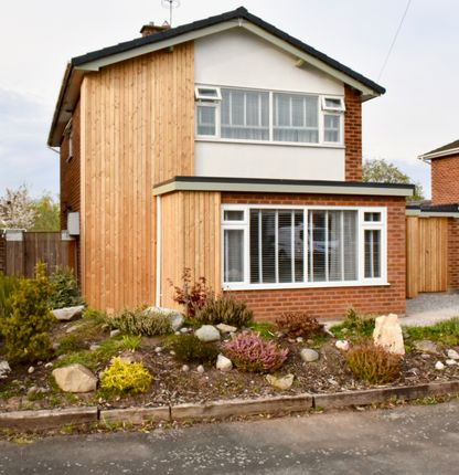 3 bed detached house for sale in Hunters Crescent Tarvin, Chester CH3