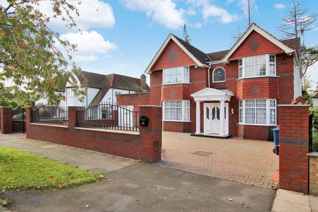 Thumbnail Detached house for sale in St. Thomas Drive, Pinner