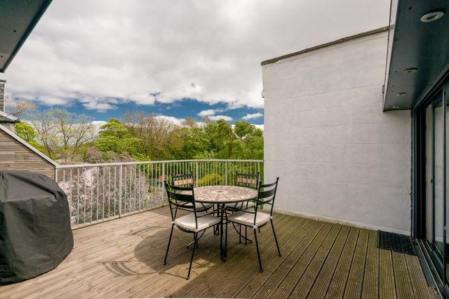 Thumbnail Flat for sale in 1/4 St Catherines Gardens, Corstorphine