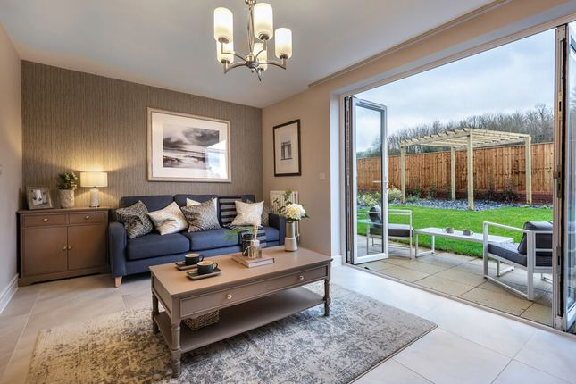 """Thumbnail Semi-detached house for sale in """"The Heronstone"""" at East Kilbride, Glasgow"""