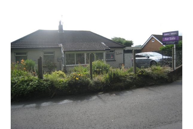 Thumbnail Detached bungalow for sale in Pentwyn, Pontypool