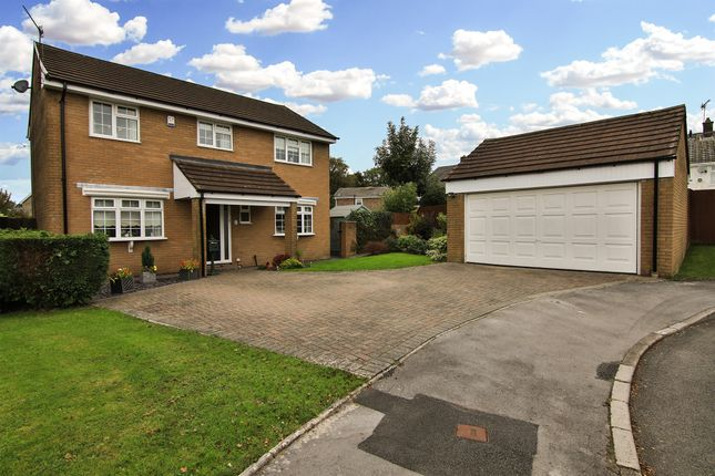 Thumbnail Detached house for sale in The Ridings, Tonteg, Pontypridd