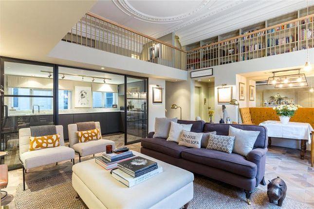 Thumbnail Flat to rent in Lancaster Gate, Bayswater