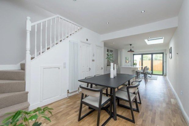 Thumbnail Property to rent in Wycliffe Road, Wimbledon