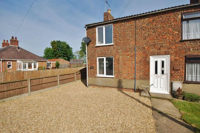 Thumbnail Cottage to rent in High Road, Whaplode, Spalding