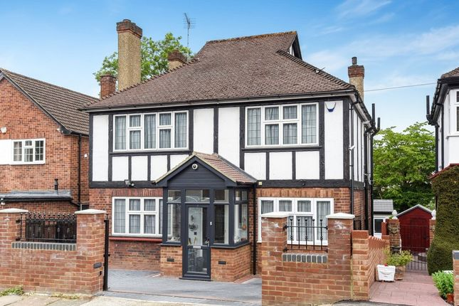 Thumbnail Detached house for sale in Gladsdale Drive, Eastcote, Pinner
