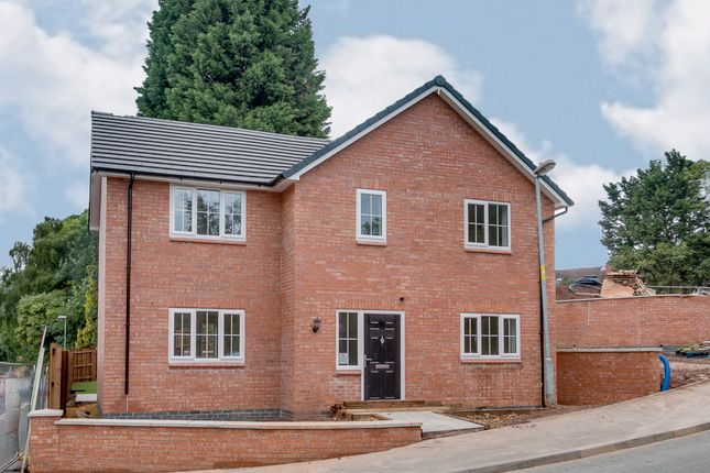Thumbnail Detached house for sale in Plot 1, 3 Plymouth Road, Redditch